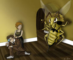 Doctor Who: Unicorn and the wasp by AvengerBlackwidow