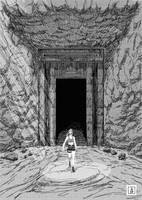 Lara Croft - Tomb Raider by Botonet