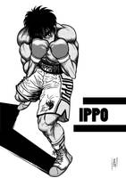 Ippo Makunouchi by Botonet