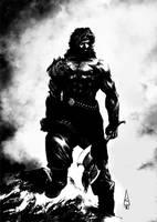 Iceland Warrior by Botonet