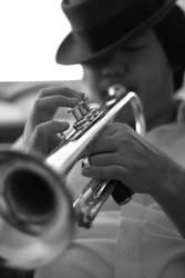 Trumpet 1 by aguynamedkook