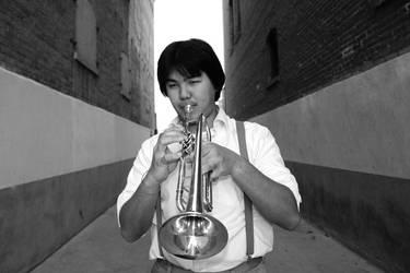 Trumpet 3 by aguynamedkook