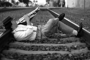 Trumpet 4 by aguynamedkook