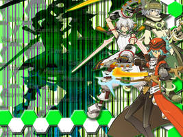 .hack Hero Wallpaper by RikaAurion
