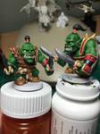 Arcadia Quest Orc Captains by tomphilbrick