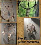 Key to your dreams by tadrala
