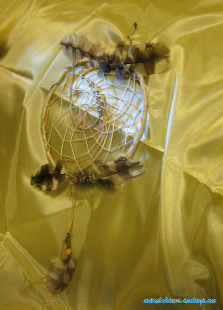 Dreamcatcher 'Owls' nest' by tadrala