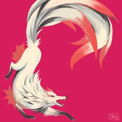 Kitsune Leader by streaac