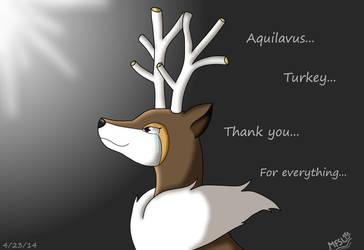 Thank you... (Chickadee) by MorFaeSparLightning