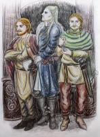 Return of the Drengir by HelevornArt