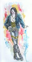 Killer Queen by HelevornArt