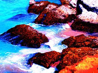 Rocky Path by jmh12345