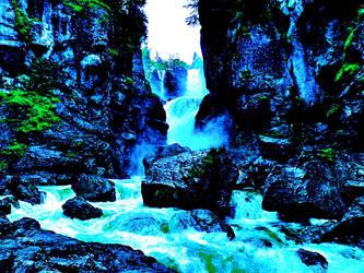 Blue Canyon by jmh12345