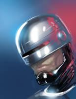 Robo Cop by M-Atiyeh
