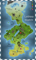 Leithinis Kingdoms by Eowyn-Saule