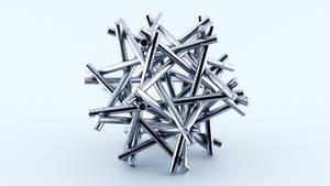 Interlocking tetrahedra by usere35