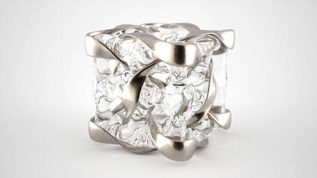 Twisted Looped Cube Thing by usere35