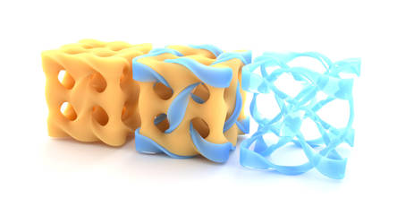 Twisted looped cube thing 3 by usere35