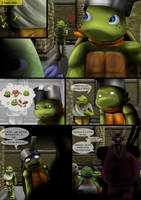 TMNT At Heart- CH3 - PG2 by DogmaticLoki