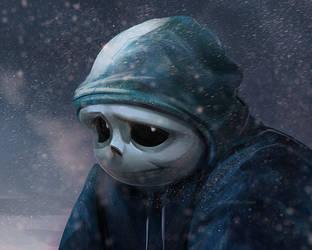 it's cold by fluffySlipper