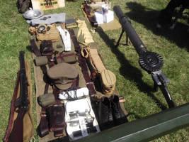 WW1 British army gear by FFDP-Neko