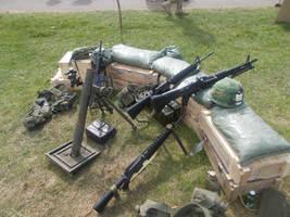 American firepower by FFDP-Neko
