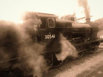 A Q in steam by FFDP-Neko
