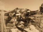 Marines In Position by FFDP-Neko