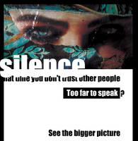 Silence by MiSt-Stavi