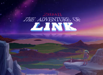 The Adventure of Link by PotterzillaSeries