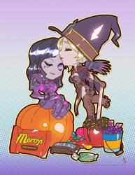 Halloween 2017 by MilaTheMute