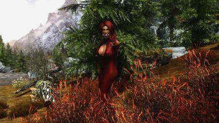 Ythariel facing the devious cursed loot by btzozo