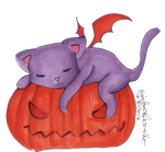 Happy Halloween 2016 by Aiko-Hirocho