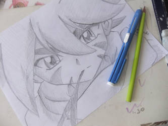 Beyblade - Kai Hiwatari by Aiko-Hirocho