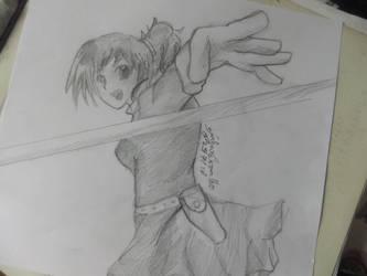 P3P - Hamuko Arisato by Aiko-Hirocho