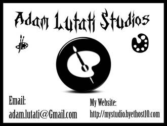 my business card by A-L2kPlus