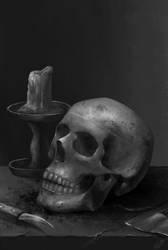 Morgue by Bloo-Ocean
