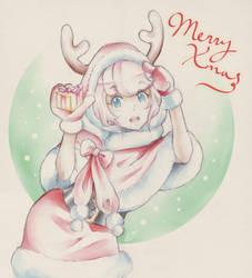 Merry Xmas 2016 by Bloo-Ocean
