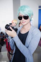 V - Jihyun Kim by Chunwx42