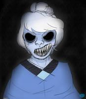 Terrifying by jessicathecrazycat