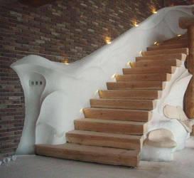 Handrail by CorneliusL