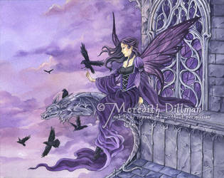 Darkwings by MeredithDillman