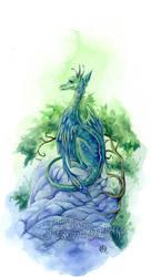 Emerald Dragon by MeredithDillman