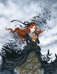Raven's Treasure by MeredithDillman