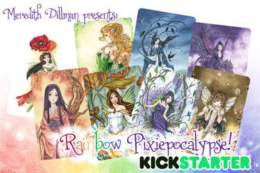 My Kickstarter by MeredithDillman