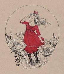 Arrietty by MeredithDillman