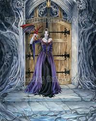 Forbidden Doorway by MeredithDillman