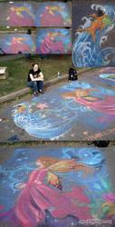 Chalk Art Sept 2006 by MeredithDillman