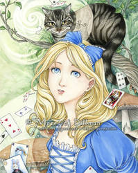 Alice by MeredithDillman