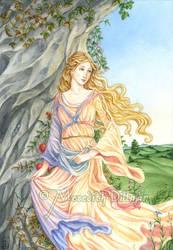 Persephone by MeredithDillman